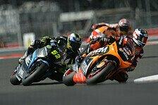 MotoGP - Hinterreifen ging fr�h kaputt: Edwards entt�uscht: Es lief nicht wie geplant