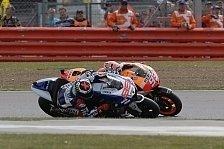 MotoGP - Ohne Druck nach England: Marquez plant Revanche f�r Silverstone 2013