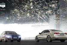 Auto - Pr�sentieren Audi in �berraschendem Umfeld: Audi stellt die IAA auf den Kopf