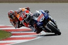MotoGP - Lorenzo gl�nzt in Japan: Lorenzo vs. Marquez: Die Analyse