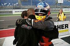 ADAC Formel Masters - Wunderbares Ergebnis: Riener komplettiert reines Rookie-Podium