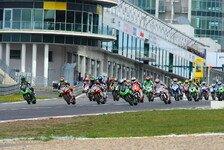 Superbike - Prall gef�lltes Feld: Offiziell: Provisorische Starterlisten