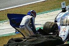 WEC - Bilder: S�o Paulo - Toyota-Crash
