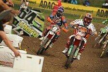 ADAC MX Masters - Europas Motocross-Elite beim ADAC MX Masters: Max Nagl feiert Comeback in Jauer