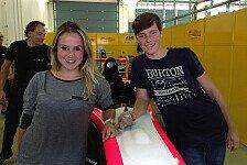 ADAC Formel Masters - Rookie Maximilian G�nther tr�gt sich in die Geschichtsb�cher ein: Fahrerlagergeschichten vom Lausitzring