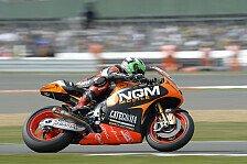 MotoGP - Italiener braucht das Land: Claudio Corti