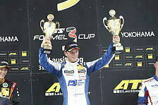 Formel 3 Cup - �berlegener Vorsprung: Marvin Kirchh�fer ist Meister