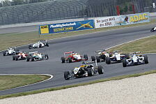 Formel 3 Cup - Aufholjagd am Lausitzring
