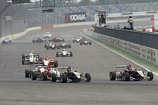 Formel 3 Cup - Vorzeitige Meisterschaftsentscheidung m�glich: Vorletzte Saisonstation in Oschersleben