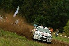 Rallye - Kahle nach Lettland-Premiere begeistert