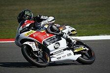 Moto3 - Miller will an tolle Ergebnisse anschlie�en: Miller: Weitere Steigerung m�glich?