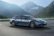 Auto - Dreiliter mit 300 PS: Porsche Panamera Diesel wird noch attraktiver