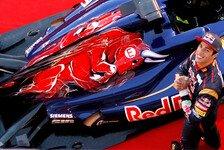 Formel 1 - Tost gratuliert Ricciardo: Fahrerwahl: Keine Eile bei Toro Rosso