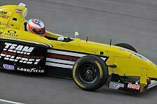 IndyCar - Testfahrten in Sebring: Hawksworth vor dem Sprung zu den IndyCars?