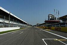 Formel 1 - Rekordverd�chtig schnell: Monza letzter Hochgeschwindigkeitskurs der F1