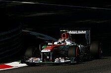 Formel 1 - Reiz der Geschwindigkeit verfliegt nicht: Calado: Unglaublich und fantastisch