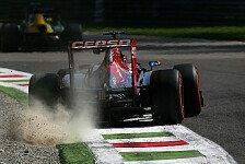 Formel 1 - Vom Pech verfolgt: Vergne trauert Punkten hinterher