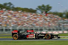Formel 1 - Stabileres Auto: Lotus: Chassis mit l�ngerem Radstand ab Korea