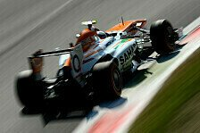 Formel 1 - Sutil bestraft: Ern�chterung bei Force India