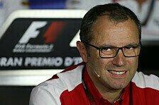 Formel 1 - M�ssen realistisch bleiben: Ferrari: Nach Singapur Fokus auf 2014?