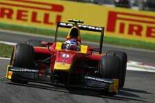 GP2 - Sechste Nullnummer f�r Stefano Coletti: Sieg & Tabellenf�hrung f�r Fabio Leimer