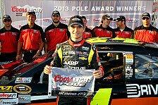NASCAR - Wer schafft in Richmond den Sprung in den Chase?: Gordon mit Rekordzeit auf Pole