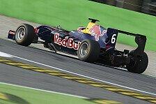 GP3 - Von der GP3 in die Formel 1: R�ckblick 2013