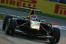 GP3 - Der Vorsprung schmilzt: Kvyat auf Pole, Regalia strauchelt