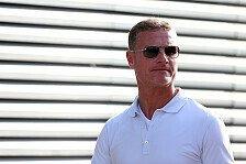 Formel 1 - Coulthard erwartet stärkeren Rosberg