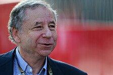 Formel 1 - Verabschiedung nicht unisono: Todt: FIA wird f�r Kostengrenze stimmen