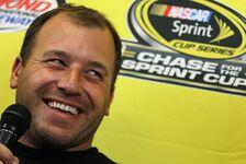 NASCAR - Zehn Chaser starten aus den ersten sechs Reihen: Zweite Saison-Pole f�r 'The Rocket' Newman