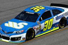 NASCAR - Jetzt gibt's was auf die Ohren: Swan Racing und 50 Cent gehen Partnerschaft ein