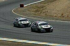 WTCC - Seat �u�erst konkurrenzf�hig: Erste Sonoma-Bestzeit geht an Monteiro