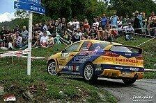 Rallye - Gaßner gewinnt auch in Italien
