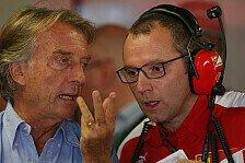 Formel 1 - Domenicali vor dem Aus?: Montezemolo deutet �nderungen bei Ferrari an