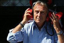 Formel 1 - Es musste sich etwas �ndern: Nach Montezemolo-Aus: Marchionne �bernimmt