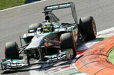 Formel 1 - Kompromittierte Vorbereitung und Verkehr: Ern�chterung bei Wolff & Brawn