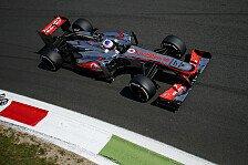 Formel 1 - Wir haben einen Fehler gemacht: Button: Getriebe�bersetzung falsch gew�hlt
