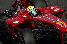 Formel 1 - Podium an der Box verpasst: Wichtiges Rennen f�r Massas Zukunft
