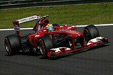 Formel 1 - Ferrari-Aus = Neustart?: Montezemolo: Massa nicht konstant genug