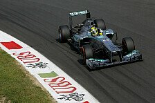 Formel 1 - Mercedes schnell, aber nicht erfolgreich: Wolff: H�tte, w�re, wenn z�hlt nicht