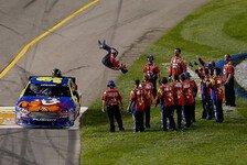 NASCAR - Truex erh�lt letzte Wild Card vor punktgleichem Newman: Edwards gewinnt und Keselowski scheidet aus