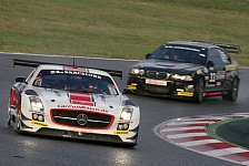 VLN - Die Sensation lag in der Luft: 24 Stunden: Pech f�r Car Collection in Barcelona