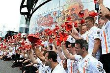 Formel 1 - Technikteam verst�rkt: Neuzugang: McLaren k�ndigt gro�e Schlagzeilen an