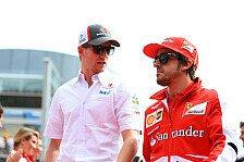 Formel 1 - Einer der besten Fahrer im Feld: Alonso w�nscht H�lkenberg Top-Cockpit