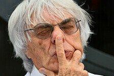 Formel 1 - Auf Kampf eingestellt: Ecclestone: Freikauf f�r 300 Millionen Euro?