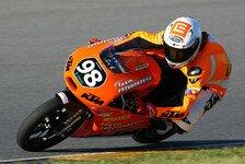 IDM - Kappler baut F�hrung aus: Moto3 - Hanika feiert Sieg Nummer zwei