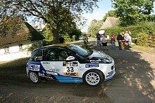 ADAC OPEL Rallye Cup - Vorzeitiger Gewinn der Junior-Meisterschaft und F�hrung im OPEL Rallye Cup: Griebel siegt an der Ostsee
