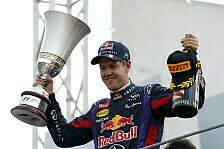 Formel 1 - Das sch�nste Pfeifkonzert: Vettel-Sieg: Drama zu Beginn - Drama am Ende