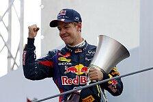 Formel 1 - Bilder: Italien GP - Podium
